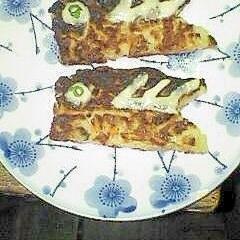 豆腐ハンバーグ 鯉のぼり風♪