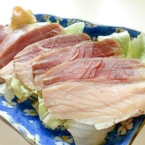 自分味で作る 豚ばら自家製ハム