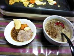 さっぱり焼き肉のタレ