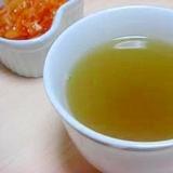 甘いお茶って美味しい!オレンジ茶