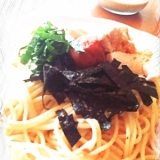夏バテに*ピリ辛ごま味噌半田麺(*・ω・*)