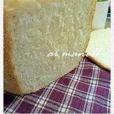 ふわっふわ もっちりな上新粉入りパン