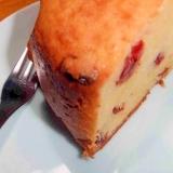 簡単フルーツケーキ