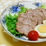 圧力鍋で7分美味しい焼き豚