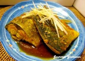 """韓国風魚の煮つけ """"さばのコチュジャン煮"""""""