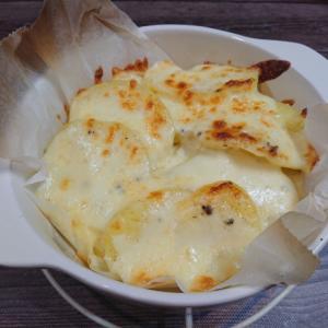 ほくほくポテトじゃが芋のコストコチーズ焼きグラタン