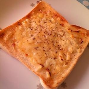 ハニーペッパー☆ピザトースト