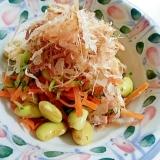 秘伝ハッピー豆の和風サラダ