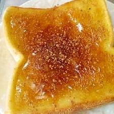 蜂蜜シナモントースト