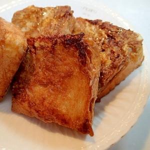 カルピスソフトで メープル香るミロフレンチトースト