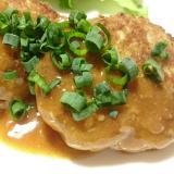 ストウブDe〜高野豆腐入り和風バーグ