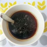 麦茶アレンジ★シナモンが香る★ホットコーヒー
