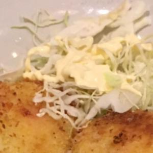 愛知県産キャベツたっぷりマッシュポテトチーズフライ