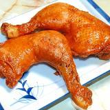 クリスマスパーティーに!骨付き鶏もも肉の醤油煮♪