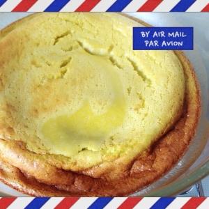 ☆リメイク☆かぼちゃの煮物でプリンケーキ