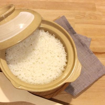 【花嫁キッチン】レッスン#1:美味しいご飯の炊き方を学ぼう!