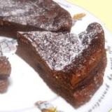 チョコケーキの王道!ガトーショコラ!