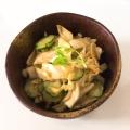 キャベツと胡瓜の酢味噌和え