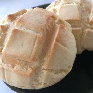 簡単*ホームベーカリーを使ったメロンパン