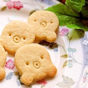 クッキー型クマさんdeかわいいタコさんクッキー
