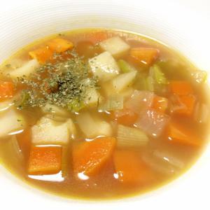 優しい味わい♪ 野菜スープ