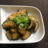夏野菜と鶏胸肉炒め