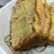 HMでりんごとクルミのパウンドケーキ