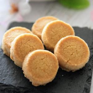 材料4つ!一番簡単!プレーンアイスボックスクッキー