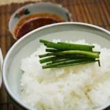 簡単ネギキムチ【キムチ醤油】