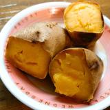 ヘルシオで安納芋の焼き芋