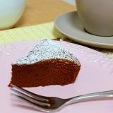 【3合炊き炊飯器で!】ガトーショコラ・スフレ