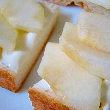 チーズラフランスパン