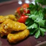 トルコ料理★ピラフを包んだズッキーニのお花