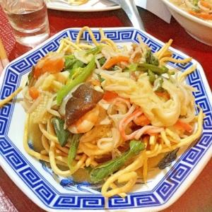 ★☆バリバリ太麺皿うどん♪☆★