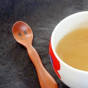 かぶのコンソメスープ