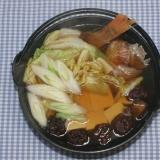 簡単☆ぽかぽか☆時短料理☆赤魚のひもので旨ダシ鍋