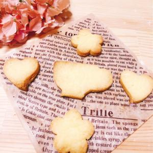 アーモンド香るバタークッキー