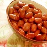 美肌に❤ほんのり塩味・蒸し金時豆❤