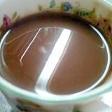 ビターなチョココーヒー♪