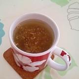 とろろ昆布の塩麹スープ++