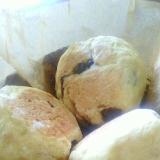 袋でまぜてフライパンでパン イーストなし