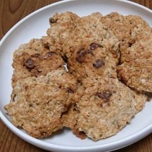 バナナ救済!子供と作る簡単クッキー:牛乳・卵不使用