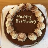 小麦粉不使用☆チョコレートケーキ