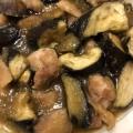 レンジで簡単!お皿ひとつで鶏肉とナスのみぞれ煮
