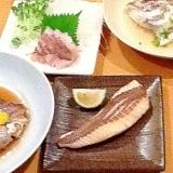 鯛尽くしな食卓~昆布締め~