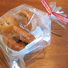 フライパンとパンケーキミックスで!簡単クッキー!