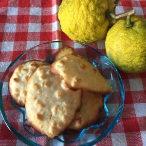 蜂蜜柚子クッキー