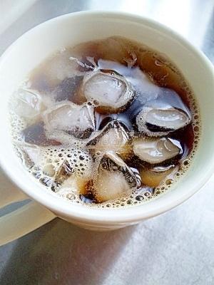 梅酒ほんのりアイスコーヒー