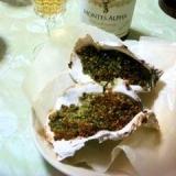 かんたん♪牡蠣のバジルソース焼き