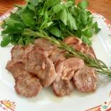 ラム肉の香草焼き